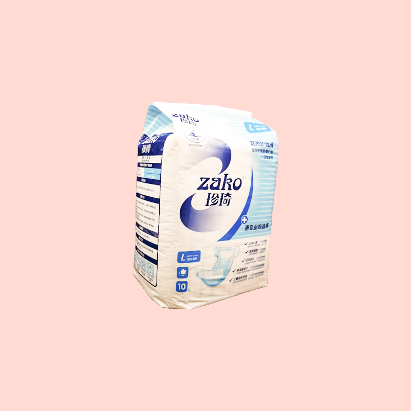 wholesale manufactures incontinence adult diapers for hospital