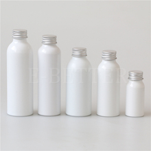 30ml 50ml 100ml wit aluminium <span class=keywords><strong>metalen</strong></span> <span class=keywords><strong>shampoo</strong></span> pomp cosmetische <span class=keywords><strong>fles</strong></span>