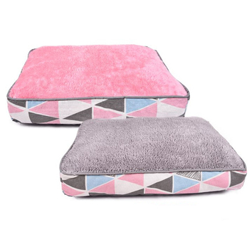 Comfortable Square Dog Pillow Soft Pet Bed,dog bed pet