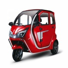 New arrival electric tricycles with plastic cabin for the handicapped Bottom Price