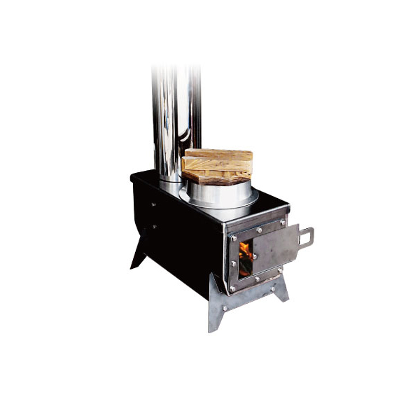 Japan Mogi Plate Highly Functional Outdoor Wood Camping Stove