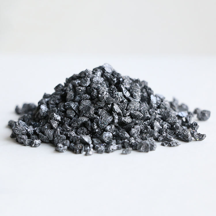 88% SiC Durable Black Silicon Carbide Carborundum For Refractory