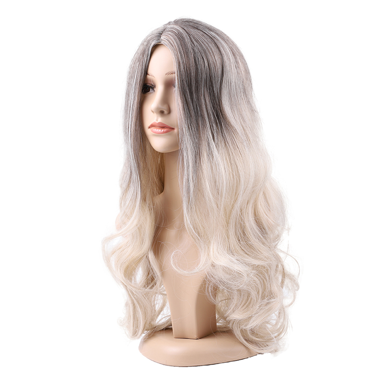 Cheap wholesale 10 colors matte <strong>full</strong> <strong>lace</strong> water wave <strong>synthetic</strong> hair <strong>wigs</strong>