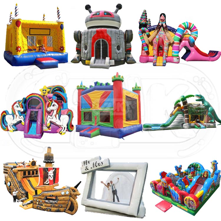 blow up outdoor china cheap commercial inflatable bouncy castle