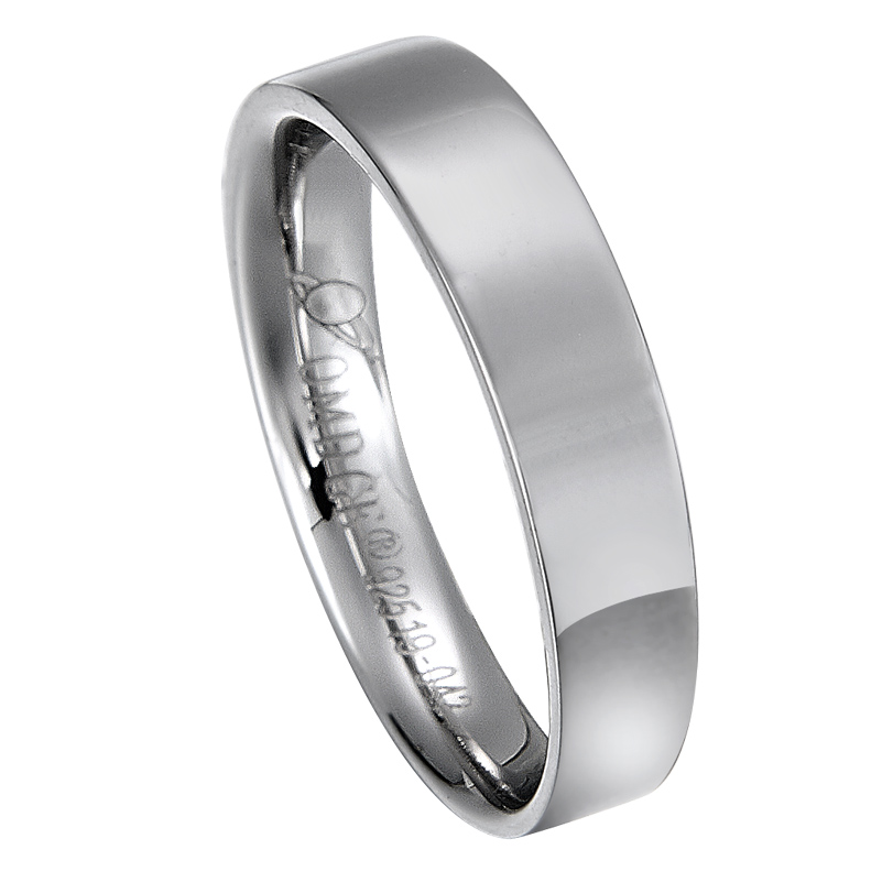 Wholesale Fashion costume jewelry Design With Two Stones stainless steel ring wedding band ring anniversary gifts