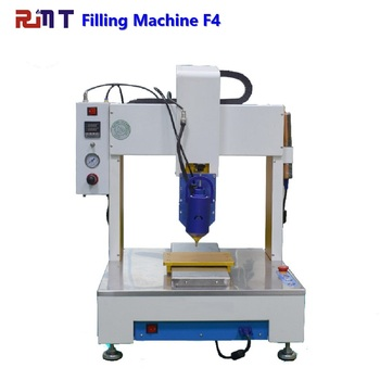 F4 auto filling and capping machine pod cartridge compatible 2019 Shenzhen manufacturer