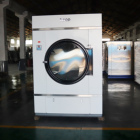 100kg stainless steel and powder coating drying machine laundry tumble dryer