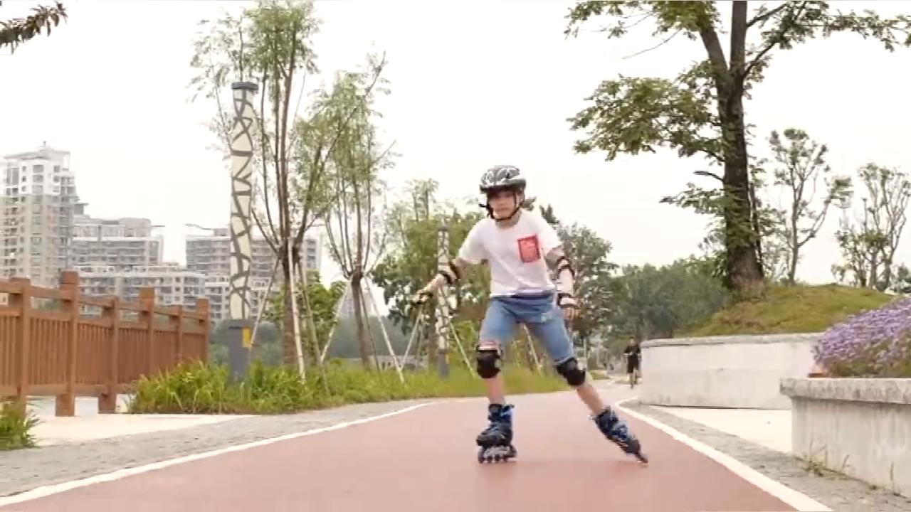 Bambini PVC ruota telaio in plastica camion shell rullo scarpe da skate inline