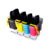 LC41 LC47 LC900 LC950 Four Color Plastic Bottle Ink Cartridge for Brother DCP-110C DCP-115C DCP-120C DCP-310CN DCP-340CW