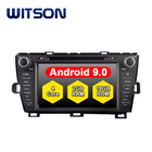 WITSON Quad-Core Android 10 touch screen car dvd player For TOYOTA PRIUS (For LEFT DRIVER SIDE ONLY) car dvd