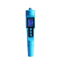 Water Detector Multi-parameter Digital Tri-Meter Water Quality Monitor Tester 3 in 1 PH ORP TEMP Meter