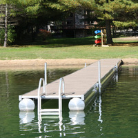 ECOCAMPOR Best Aluminum Floating Dock and Pontoon