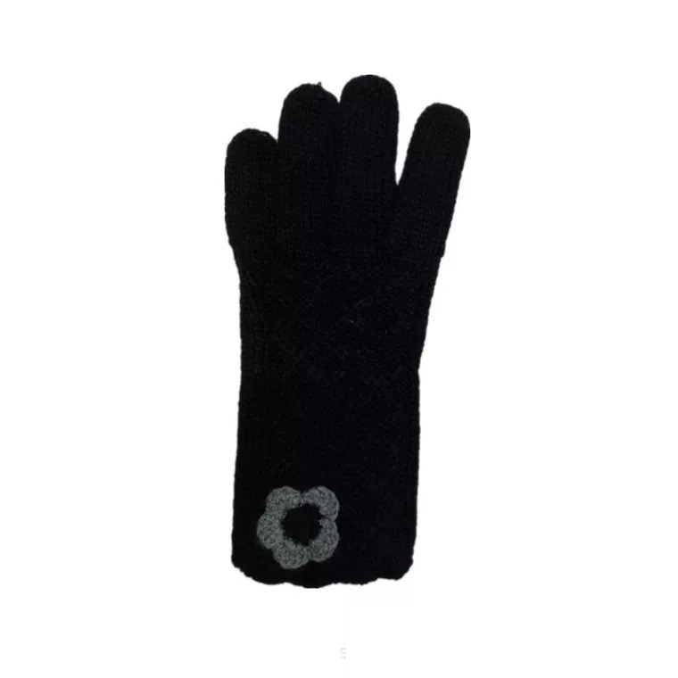 High quality winter new style women warm fashion knitted gloves