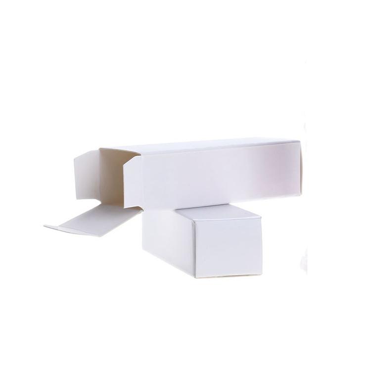 LG Packaging Perfume White Cardboard Box for 10ml Roll On Glass Bottle