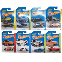 Die casting toys 1:64 hot free wheel children's alloy toy car