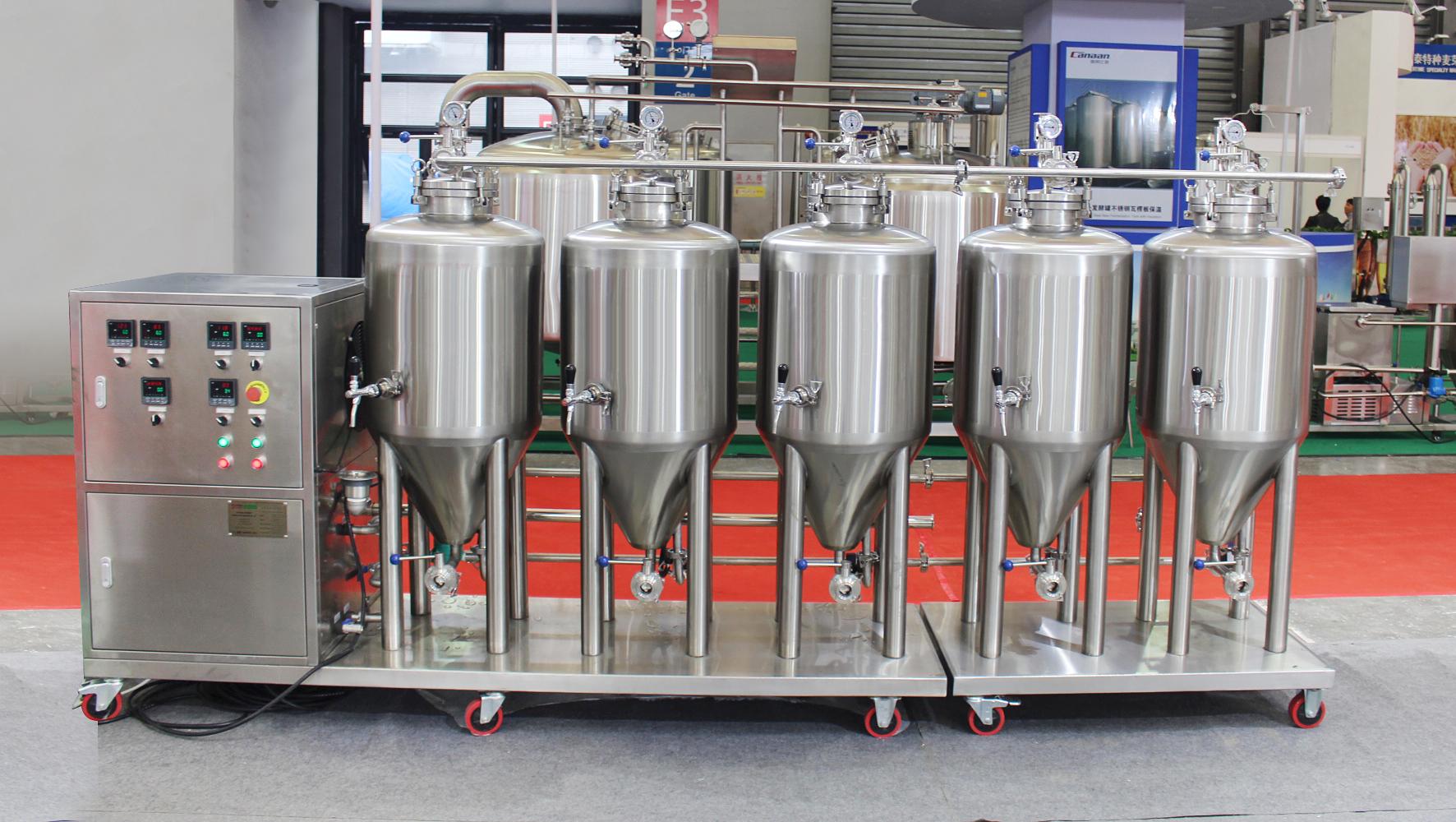 60l 60l fermentador homebrew equipamentos custom made cerveja cônica