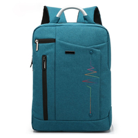 New high volume travelling bag business computer bag men's and women's backpacks 15 inch notebook backpacks color