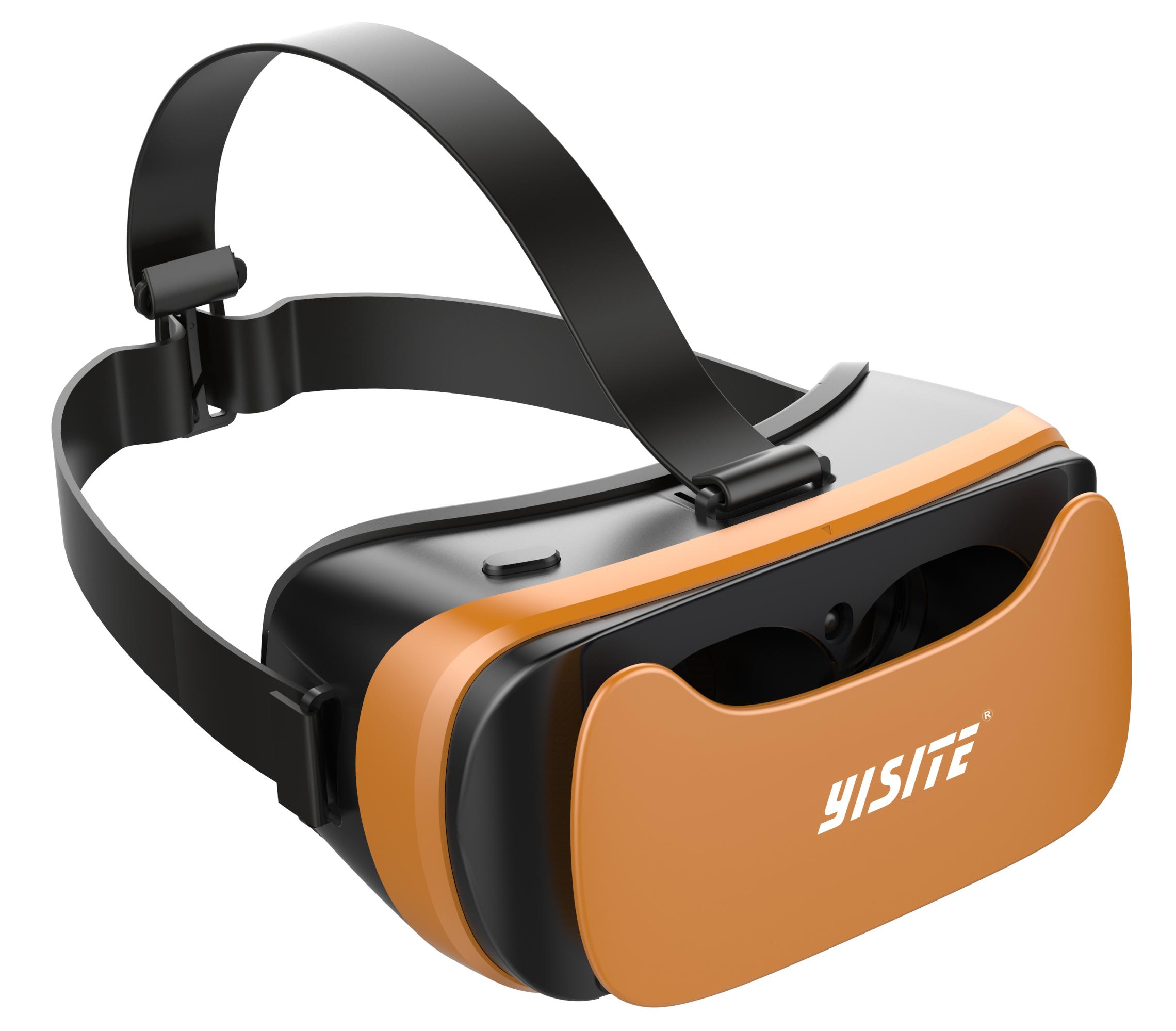 Toptan sanal gerçeklik vr kulaklık 3D kutusu gözlük