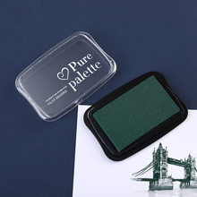 1 шт. штампы для крафт-чернил, 12 цветов, большой размер (6,5*10 см) для скрапбукинга DIY, пули для завершения рисования пальцами(Китай)