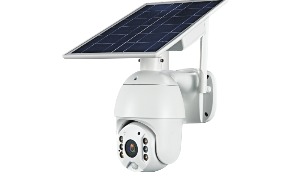 Loosafe Unique Innovative PTZ Wireless Outdoor Solar Powered Wifi Security Battery IP Camera 4G SIM card