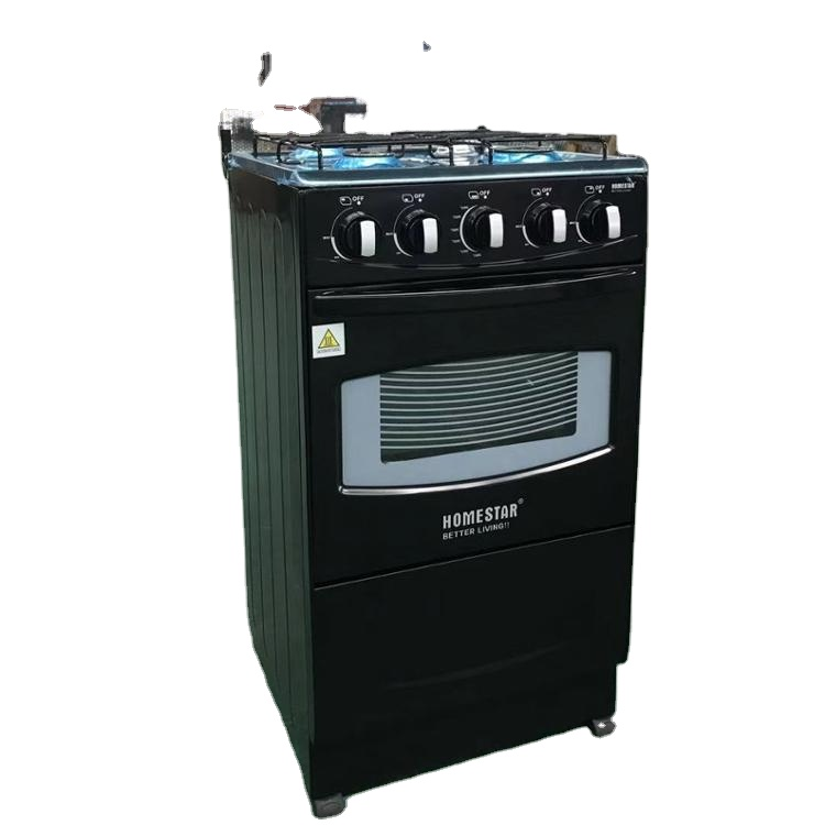 free standing oven 20inch factory promotion model gas cooker