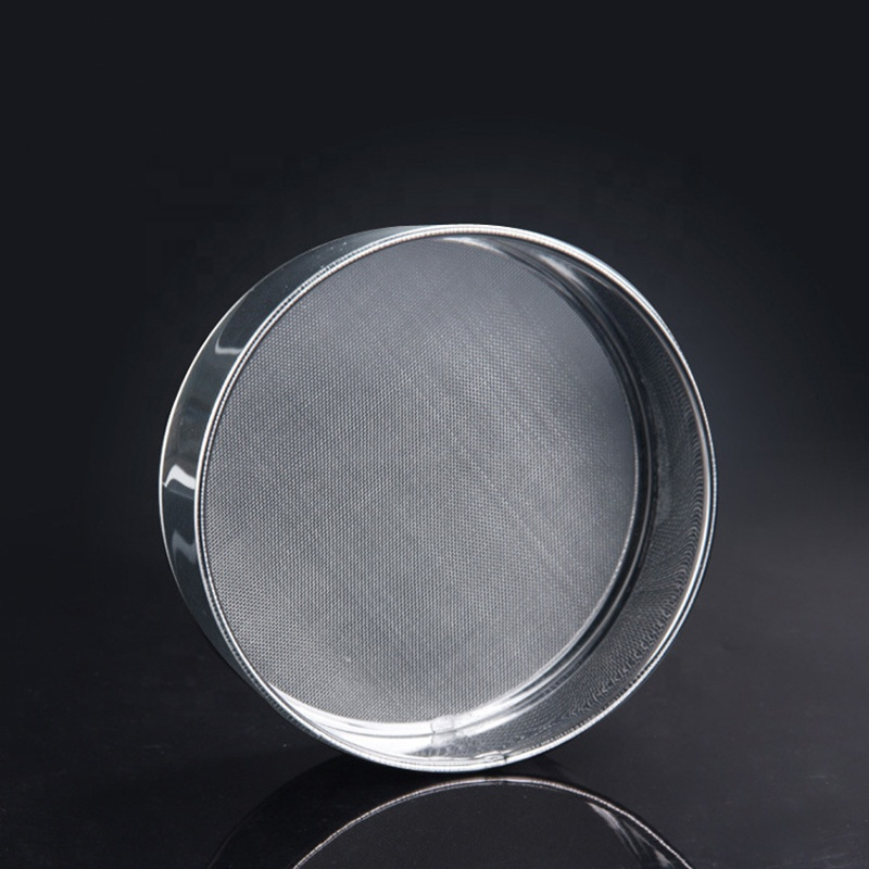 Factory Direct stainless steel strainer set 60 mesh strainer