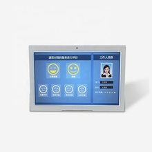 10.1inch Touch Screen Android Tablet LCD Display for Customized Satisfaction Terminal/Evaluator/Customer Feedback System