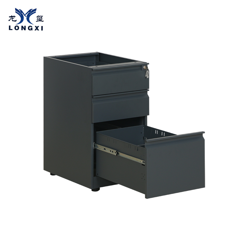 Color Customizable Factory Outlet Office Use Boutique Tambour Door Mobile Caddy Shelving/metal Compact Movable Shelving