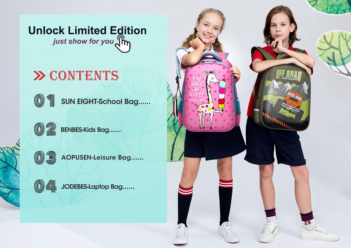 Kids Schooltas Fabriek Oem Odm Ontwerp Custom Kind Schooltas Groothandel Goedkope Promotionele Meisje Jongen Schooltas