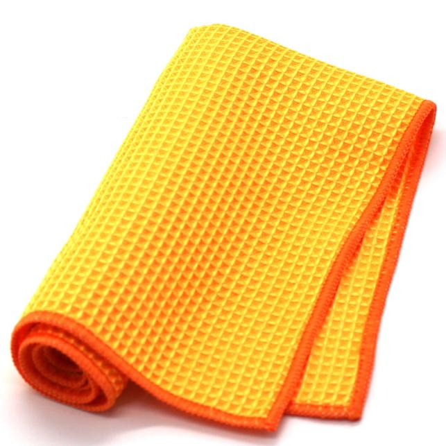 Car Cleaning Super Absorbent Waffle Microfiber Cloth