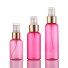 Newest design top quality 100ml hair oil travel water pet bottle scrap