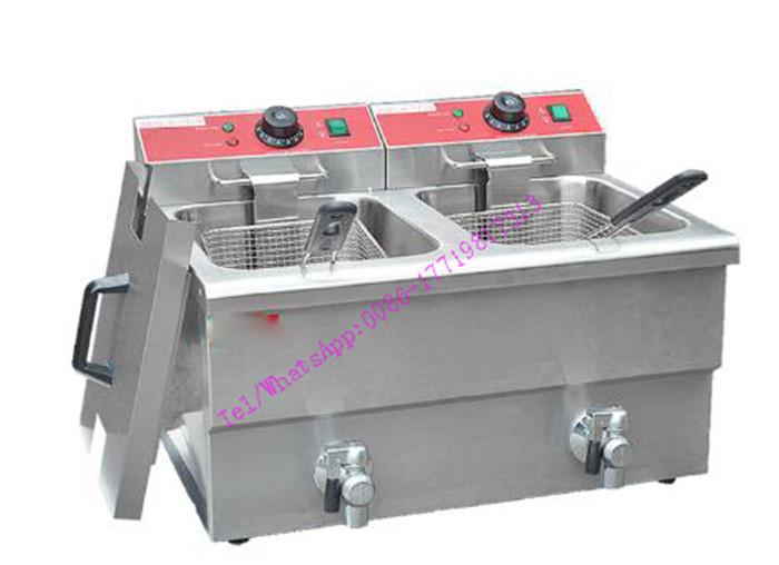 Commerciale in acciaio inox pollo friggitrice pressione come si è visto in tv aria friggitrice per la vendita