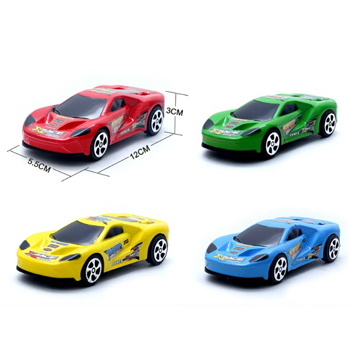 New model classic car toys, plastic slip car toys,mini cheap sports car