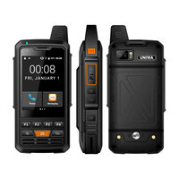 4 Inch IPS Screen Runbo K2 Rugged Mobile Phone With Walkie Talkie