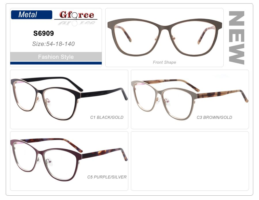 METAL OPTICAL FRAME NEW DESIGN EYEWEAR FOR High quality eyeglasses SUMMER TOP QUALITY EYEGLASSES