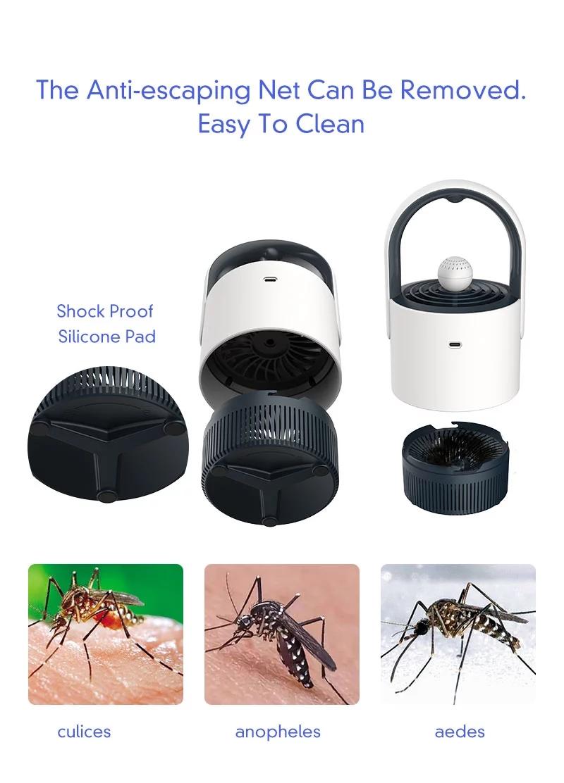 2018 heißer verkauf elektronische bett bug mörder elektrische bug zapper Pest Repeller