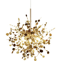 ST-1676 Electroplating chandelier lights for dining table dining room light hanging fixture.