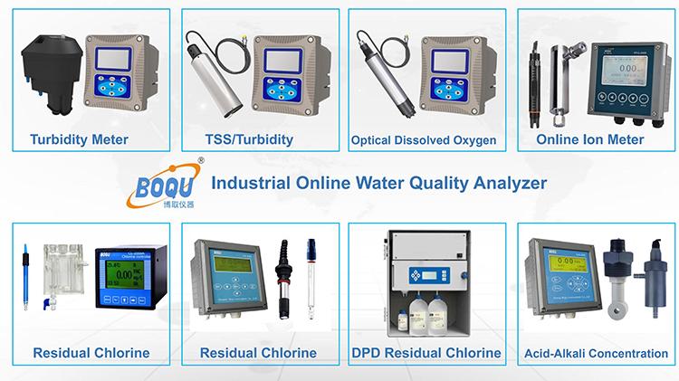 Óptica ¿galvánica disuelto sensor de oxígeno disuelto analizador