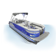 2018 New 4 Person Pontoon Houseboats для продажи