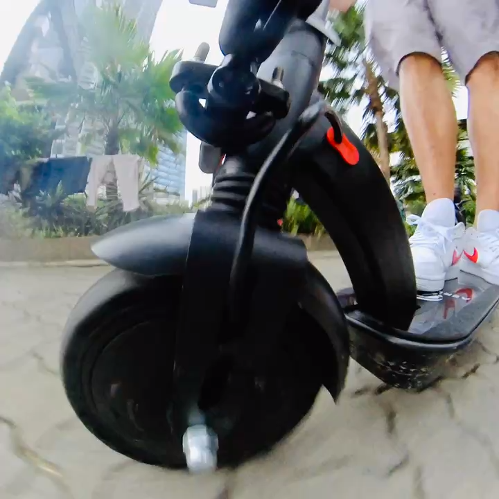 8.5  Inch Fast Powerful Folding Electric Scooters For Kids