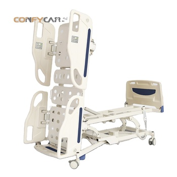 COINFYCARE JFD69 CE/FDA/ISO factory medical tilt table lateral tilt hospital bed