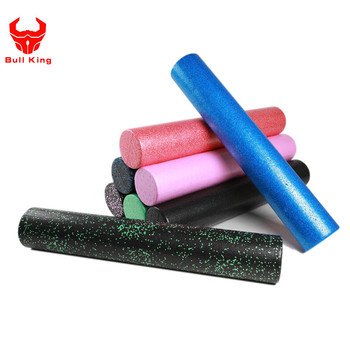 New Design High Density Black EPP Pilates Exercise Massage Foam Roller