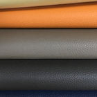 Customized Colorful Fabric Vinyl PVC Artificial Leather
