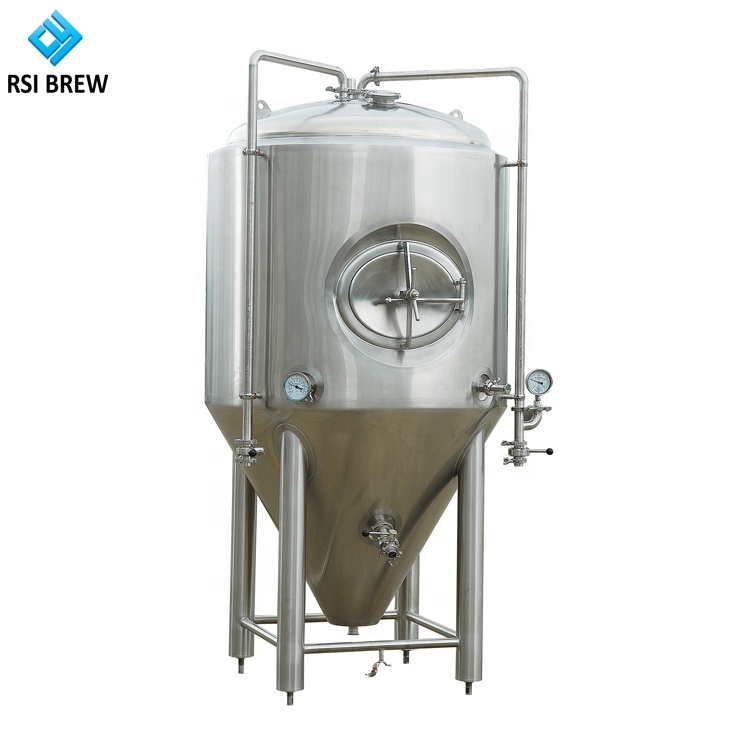 Hot Sales 1000L Best Conical Beer Fermenter For Craft Beer Fermenting