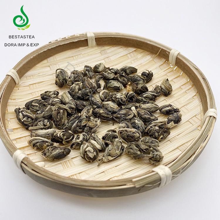 Fujian Diet Healthy Green Slimming Tea Jasmine Phoenix Eye Pearls Jasmine Green Tea Scented Tea - 4uTea | 4uTea.com