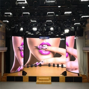 High Resolution Full Color Small Pixel Pitch P3 Fixed Indoor LED Advertising Display P3 Indoor