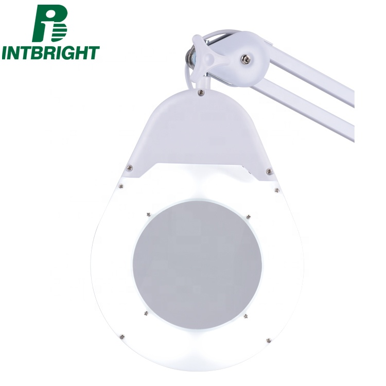 jewelry tool inspection manicure magnifier light LED magnifying lamp