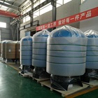 Factory Direct Best Softener Fiberglass Frp Water Storage Filter Tank Manufacturers 1054 Price