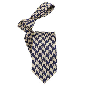 Custom men tie 100% polyester necktie