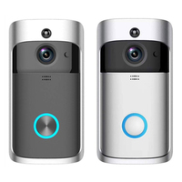 Home security PIR 720P voice call ring doorbell camera wifi